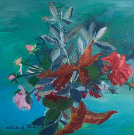 Le bouquet de Tante Biche